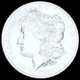 1882-O Morgan Silver Dollar CHOICE BU PL