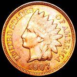 1907 Indian Head Penny UNCIRCULATED