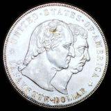 1900 Lafayette Silver Dollar UNCIRCULATED