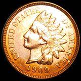 1909 Indian Head Penny UNCIRCULATED