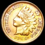 1909-S Indian Head Penny UNCIRCULATED