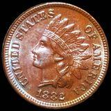 1882 Indian Head Penny UNCIRCULATED