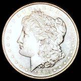 1891-S Morgan Silver Dollar CHOICE BU