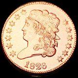 1826 Classic Head Half Cent CHOICE BU RED