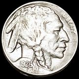1926-S Buffalo Head Nickel LIGHTLY CIRCULATED
