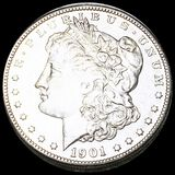 1901-S Morgan Silver Dollar UNCIRCULATED