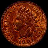 1904 Indian Head Penny UNCIRCULATED