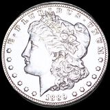 1889-S Morgan Silver Dollar CLOSELY UNCIRCULATED