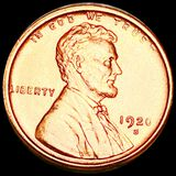 1920-S  Lincoln Wheat Penny UNCIRCULATED