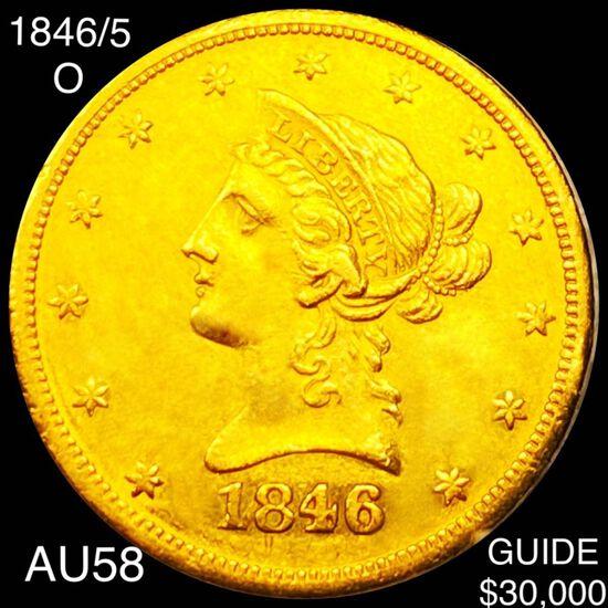 1846/5-O $10 Gold Eagle CHOICE AU