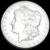1878-CC Morgan Silver Dollar CLOSELY UNC