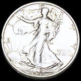 1920-S Walking Half Dollar NEARLY UNCIRCULATED