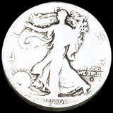 1916-S Walking Liberty Half Dollar NICELY CIRC