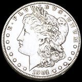1901-S Morgan Silver Dollar LIGHTLY CIRCULATED