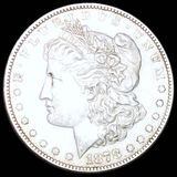 1878 Morgan Silver Dollar CLOSELY UNCIRCULATED