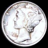 1918-S Mercury Silver Dime UNCIRCULATED
