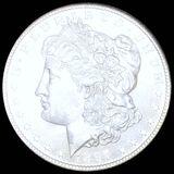 1897-S Morgan Silver Dollar CHOICE BU