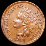 1874 Indian Head Penny UNCIRCULATED