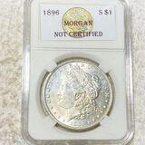 1896 Morgan Silver Dollar UNCIRCULATED