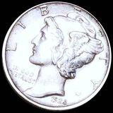 1928-S Mercury Silver Dime UNCIRCULATED