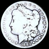 1882-CC Morgan Silver Dollar NICELY CIRCULATED