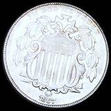 1867 Shield Nickel UNCIRCULATED