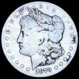 1878-CC Morgan Silver Dollar NICELY CIRCULATED