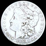 1901-S Morgan Silver Dollar NICELY CIRCULATED