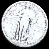 1917-S TY1 Standing Liberty Quarter NICELY CIRC