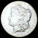 1904-S Morgan Silver Dollar NICELY CIRCULATED