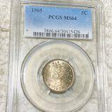 1905 Liberty Victory Nickel PCGS - MS64