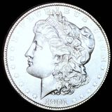 1901 Morgan Silver Dollar CLOSELY UNCIRCULATED
