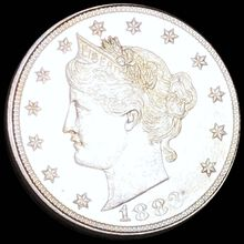 1883 Liberty Victory Nickel UNCIRCULATED