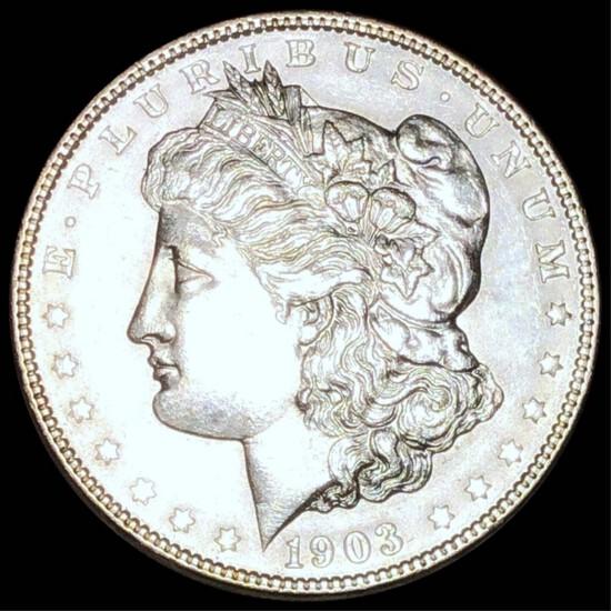 1903 Morgan Silver Dollar UNCIRCULATED