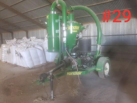 Grain Vac - Handle Air 560