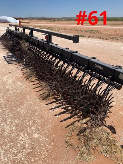 Yetter Farm Equipment 3428 Aerator