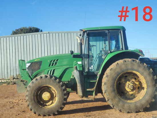 JD 6150m Tractor