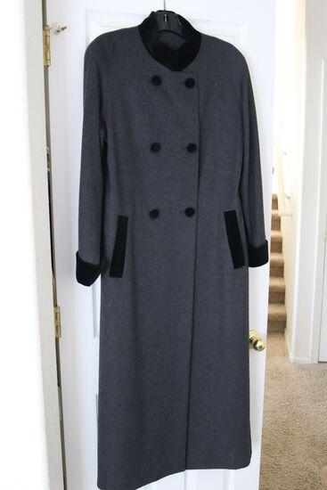 Lady's Wool Coat