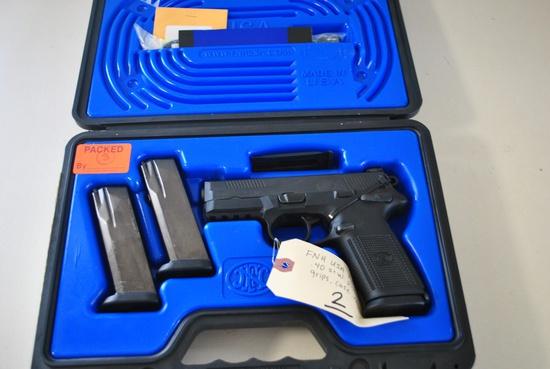 FNH USA FNX-40 .40 S&W PISTOL