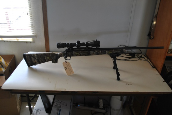 SAVAGE AXIS 30-06 W/ BUSHNELL 3x9 SCOPE