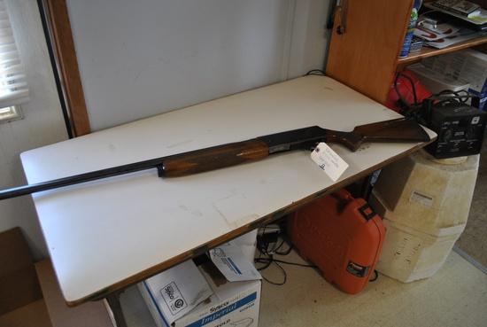 BROWNING A500 12GA SEMI AUTO SHOTGUN- VENT RIB