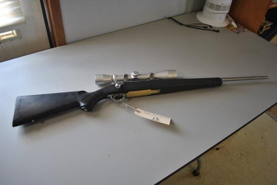 RUGER M77 MARK II .204 CAL RIFLE