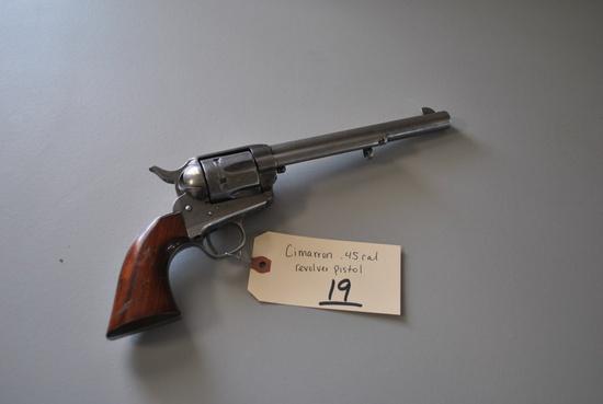 CIMARRON .45CAL REVOLVER PISTOL