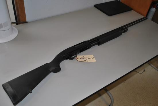 MOSS MOD 865 12GA PUMP SHOTGUN