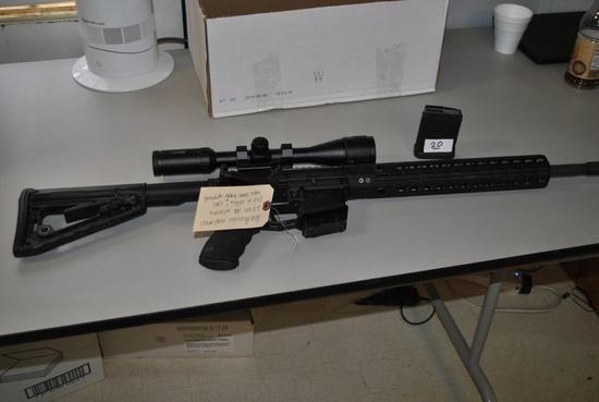 AREO PRECISION MOD M4E1 6.8 SPC AR W/ EXTRA CLIP