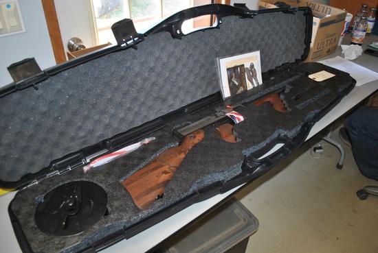 THOMPSON KAHA ARMS DONALD TRUMP .45ACP TOMMY GUN