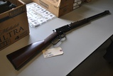 HENRY LEVER ACTION .22 MAG RIFLE