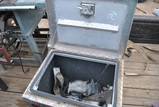 UNDER BODY TOOL BOX W/ CONTENTS