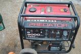 PREDATOR 9000 7250 RUNNING WT GENERATOR