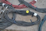 75FT WELDING LEAD W/ GROUND CLAMP